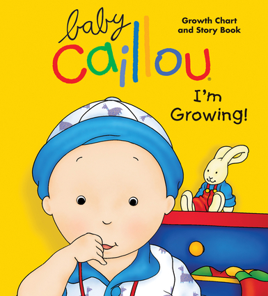 Caillou rosie baby