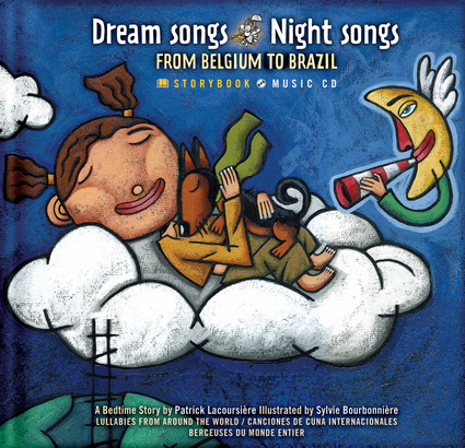 Dream Songs Night Songs from Belgium to Brazil