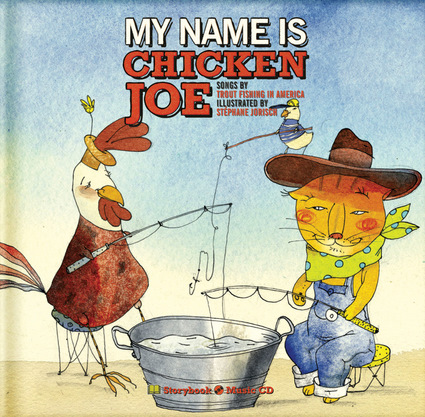 My Name Is Chicken Joe