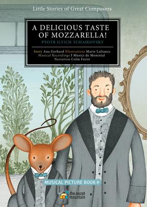 A Delicious Taste of Mozzarella!