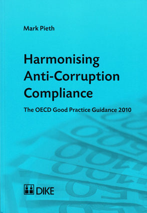 Harmonising Anti-Corruption Compliance