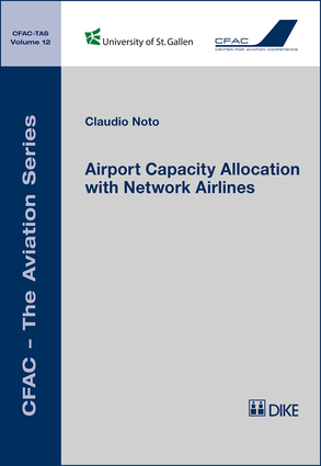 Airport Capacity Allocation with Network Airlines