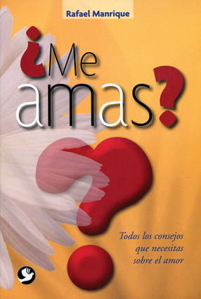 ¿Me amas?