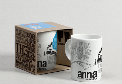 Resultado de imagen de anna karenina mug