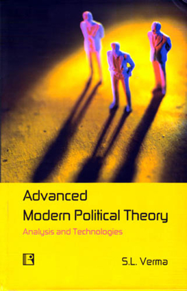 Advanced Modern Political Theory