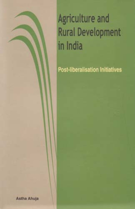 Agriculture and Rural Development in India