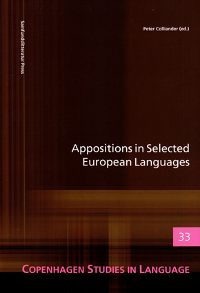 Appositions in selected European languages