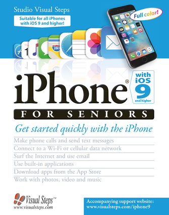 iphone instructions for seniors