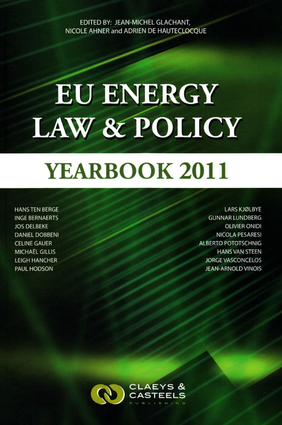 EU Energy Law & Policy Yearbook 2011