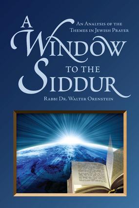A Window to the Siddur