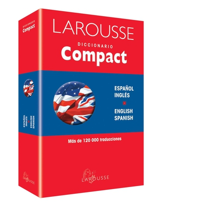 Diccionario Compact Español/Inglés