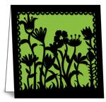 Nature Die-Cuts: Flowers