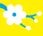 David Carter Pop-Ups: Blossom Yellow