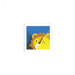 Animal Pop-Up Card: Lion