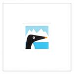 Animal Pop-Up Card: Penguin