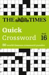 Times 2 Crossword 16