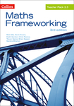 Maths Frameworking — Teacher Pack 2.3 [Third Edition]