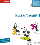 Busy Ant Maths - Teacher's Guide 3