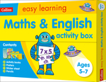 Maths and English Activity Box Ages 5-7