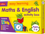 Maths and English Activity Box Ages 7-9