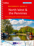 Collins Nicholson Waterways Guides - North West & The Pennines [New Edition]