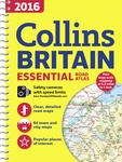 2016 Collins Britain Essential Road Atlas