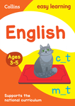 Collins Easy Learning Age 3-5 — English Ages 4-5: New Edition