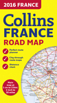 2016 Collins Map of France