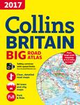 2017 Collins Big Road Atlas Britain