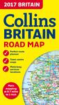 2017 Collins Britain Road Map
