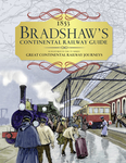 1853 Bradshaw's Continental Railway Guide