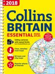 2018 Collins Britain Essential Road Atlas