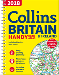 2018 Collins Britain & Ireland Handy Road Atlas