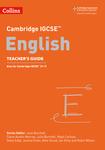 Cambridge IGCSE® English Teacher Guide