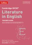 Cambridge IGCSE® Literature in English Teacher Guide