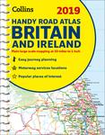 2019 Collins Handy Road Atlas Britain and Ireland