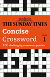 The Sunday Times Concise Crossword: Book 1