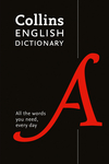 Collins English Dictionary Paperback Edition