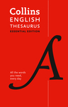 Collins English Thesaurus Essential Edition