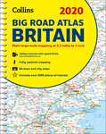 2020 Collins Big Road Atlas Britain and Northern Ireland