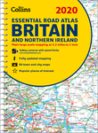 2020 Collins Essential Road Atlas Britain and Northern Ireland