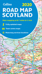2020 Collins Road Map Scotland
