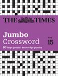 The Times 2 Jumbo Crossword Book 15