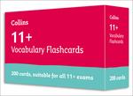 11+ Vocabulary Flashcards