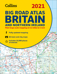2021 Collins Big Road Atlas Britain and Northern Ireland