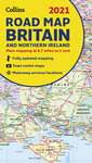 2021 Collins Road Map Britain