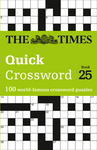 The Times Quick Crossword: Book 25