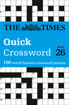 The Times Crosswords – The Times Quick Crossword Book 26
