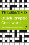 The Times Crosswords – The Times Quick Cryptic Crossword Book 7