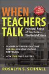 When Teachers Talk
